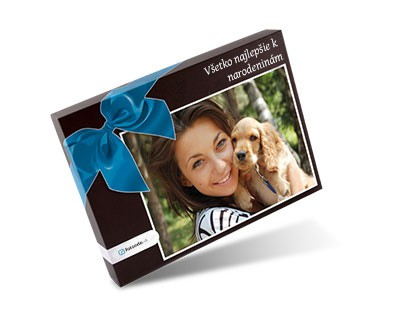 Puzzle-škatuľka pre fotopuzzle