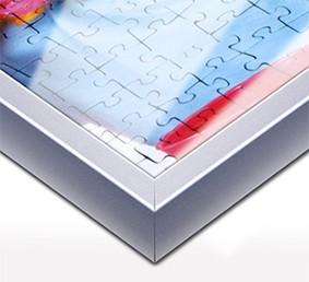 Puzzle-rámik pre fotopuzzle