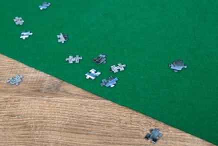 Puzzle-podložka pre 100, 500, 1000, 1500 a 2000 dielikov