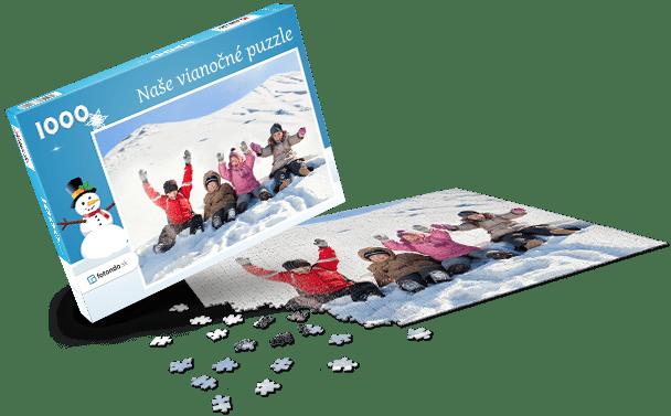 Krabička na puzzle - Váoce I
