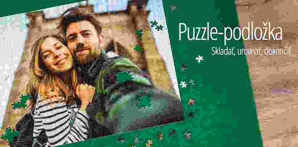 Puzzle podložka