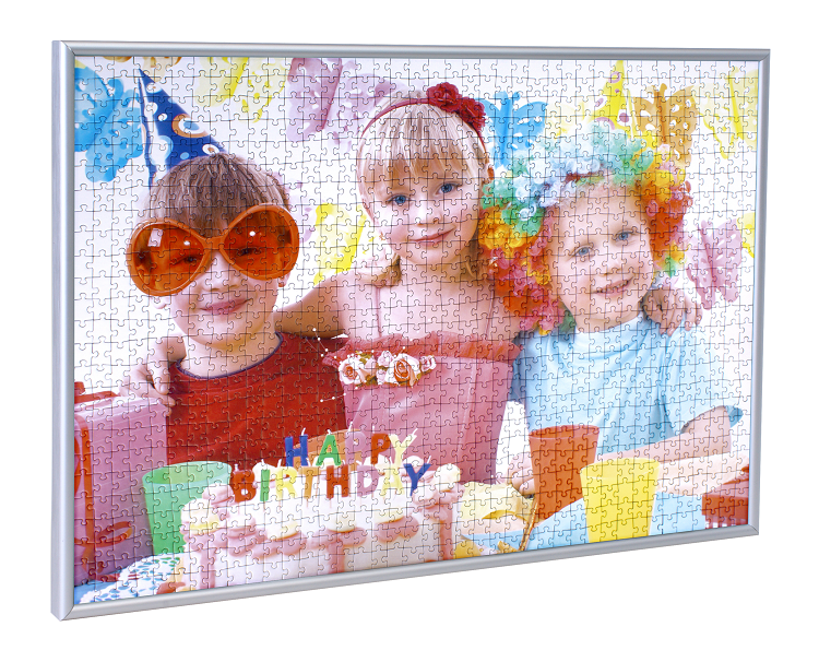 Puzzle-rámik
