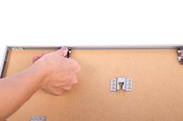 Návod na rámik na puzzle - 5.krok