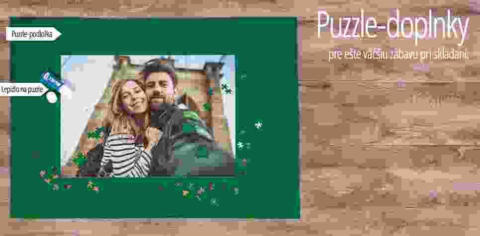 Prehľad puzzle príslušenstva